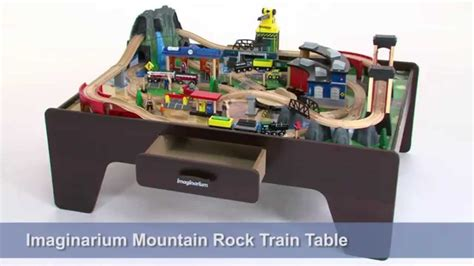 Imaginarium Table Layout by Imaginarium Mountain Rock Table