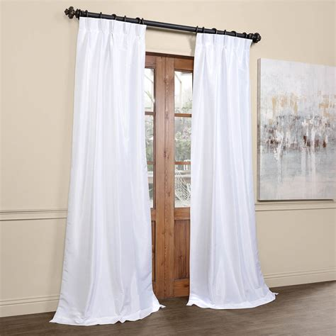 pleated blackout curtains ice blackout textured faux dupioni pleated curtain