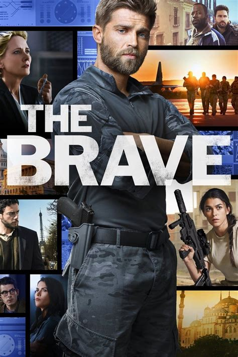 the brave tv series 2017 posters the