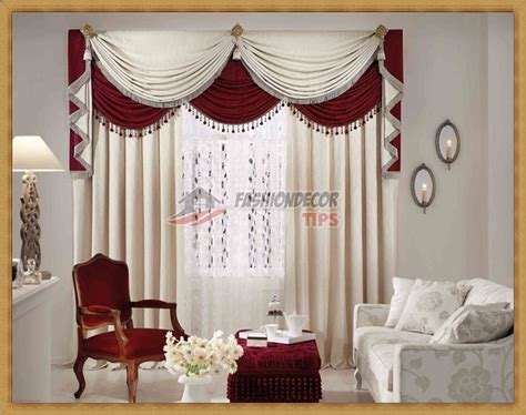 Stylish Curtain Designs For Living Room 2017 Fashion