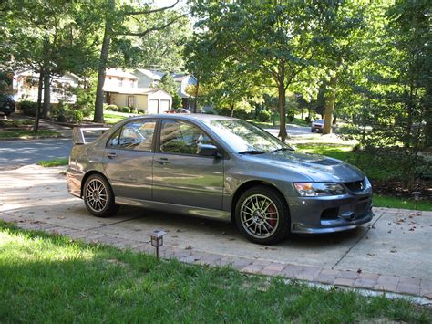 stock 2006 mitsubishi lancer evo mr 1 4 mile trap speeds 0