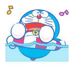 Sticker Ac Doraemon doraemon s moving summer vacation new emojis gif