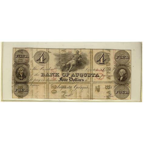 bank of augusta us confederation bank of augusta 4 remainder crisp au