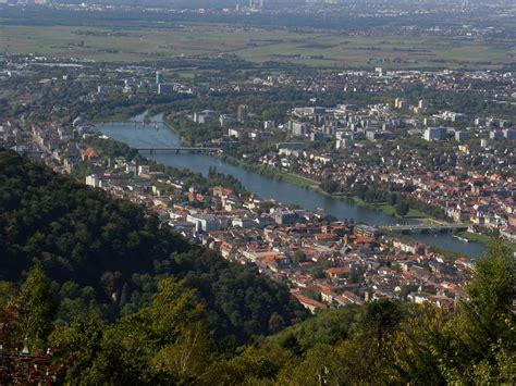heidelberg altstadt wochenende ausflugsziele - Königsstuhl
