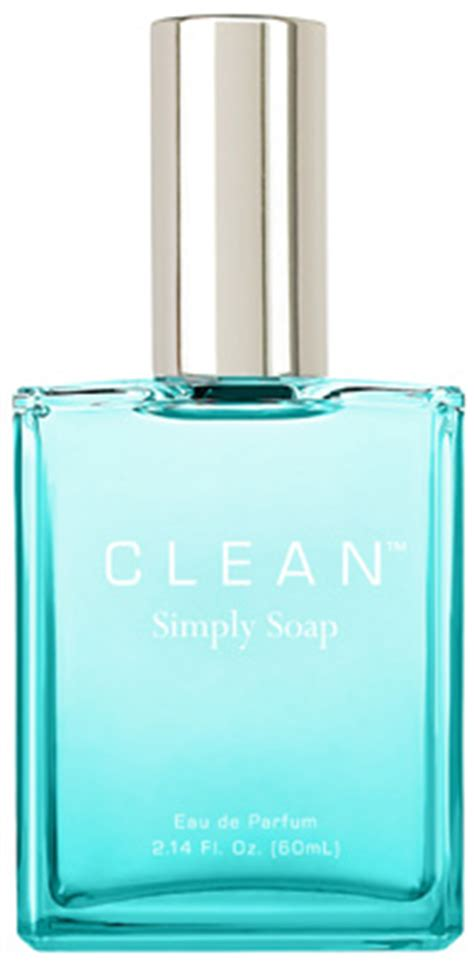 Parfum Loundry Blue Soft clean simply soap eau de parfum clean simply soap soft lotion makeup and