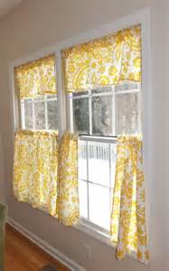 How To Make Cafe Curtains For Kitchen Cafe Curtains Are The Addition To Any Kitchen Each Panel Measures Approximately 31 X 27