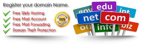 Email Hosting Domain Name