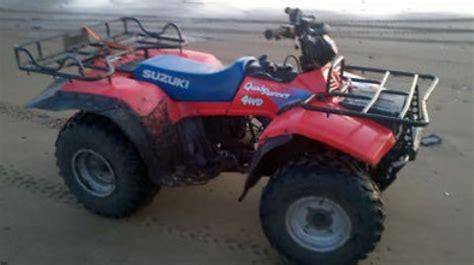 Suzuki Lt 4wd Suzuki Quadrunner 250 4x4 Hi Low Range Diff Lock Lt 4wd