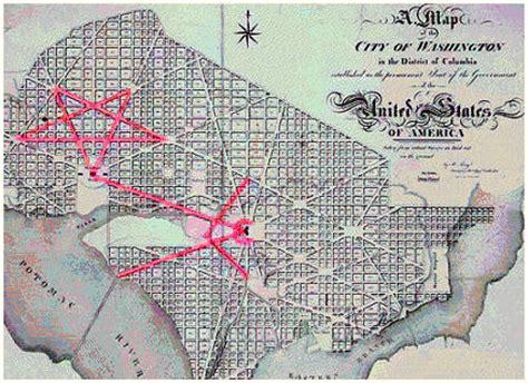 washington dc pyramid map washington dc ancient vision of a new age time no longer