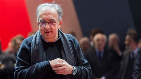 Marchionne Chrysler by Sergio Marchionne Who Saved Fiat And Chrysler Dead At 66