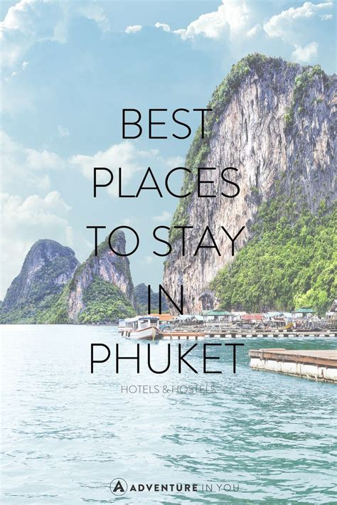 best place to stay in best family vacations best places to stay in phuket