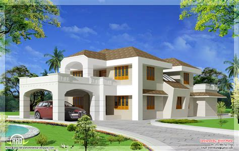 5500 sq luxury indian house design kerala