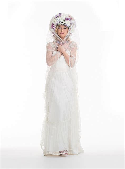 Robe de mariée : Shooting tendances   Hipster Chic   le