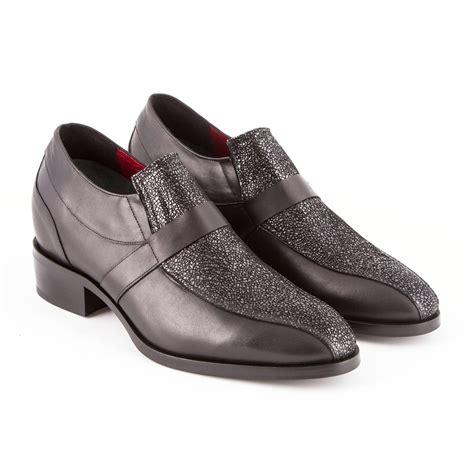 interni eleganti scarpe eleganti con rialzo interno fino a 7 cm borbone