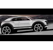 New Member Of The Q Family Compact SUV Will Be Ready On 2016