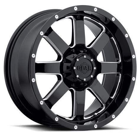 big alloy wheels gear alloy big block 726mb