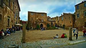 Draw House Layout civita di bagnoregio the dying town the palladian traveler