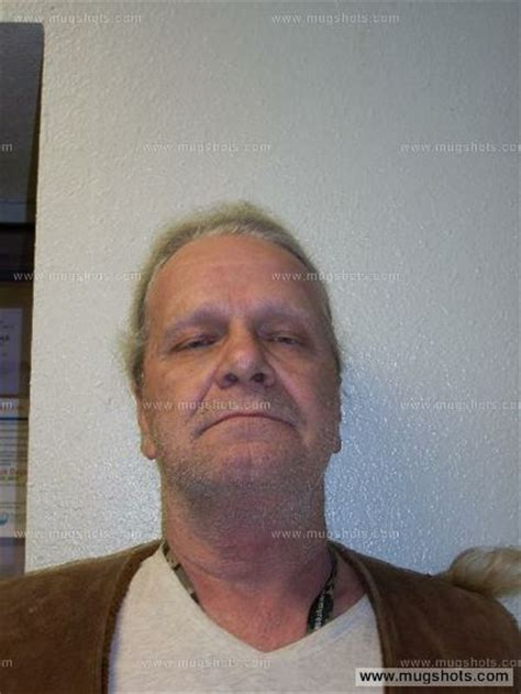 Sonora Ca Arrest Records Edward Walker Mugshot Edward Walker