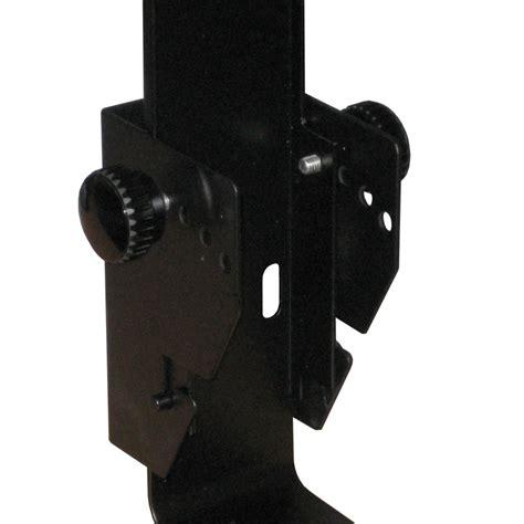 W Audio Psr 8a by Psr 8 Black Speaker Bracket Prolight Concepts