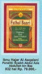 Fathul Baari Jilid 19 Ibnu Hajar Al Asqolani tb pustaka ukhuwah berilmu sebelum berkata dan berbuat