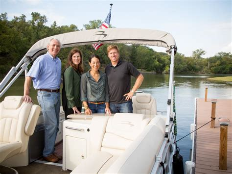 chip and joanna gaines houseboat fixer upper yours mine ours and a home on the river