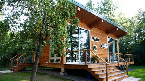 Shed Roof House Designs by Stunning Modern Cabin Designs Youtube