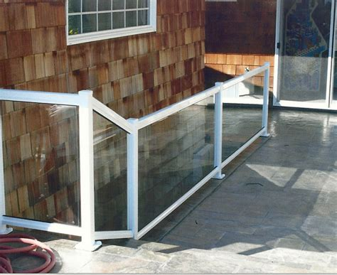 orange county ca glass fencing railing contractor