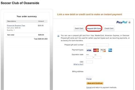 Can I Add Money To A Visa Gift Card - using gift cards on paypal