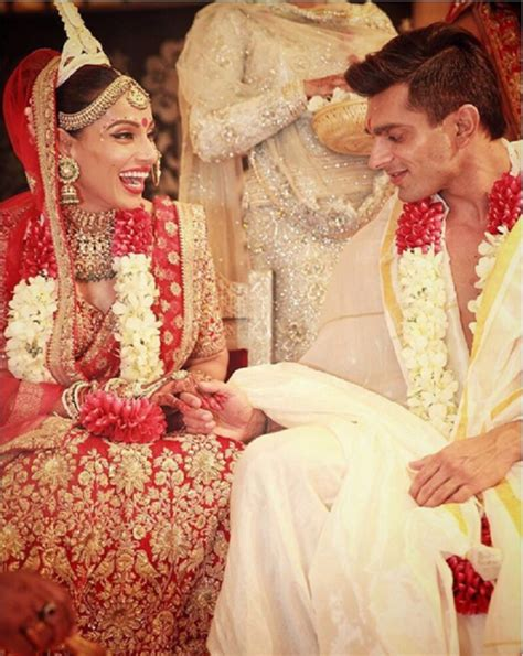 Candid Pictures from Bipasha Karan's DREAMY Wedding