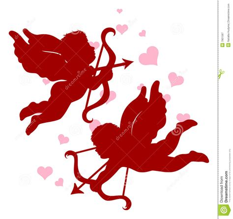 valentines day cupid pictures best photos of cupid silhouette s