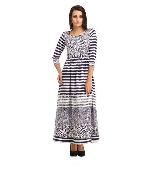 1606 Dress Moin 55 55 on cottinfab blue viscose maxi dress on snapdeal paisawapas