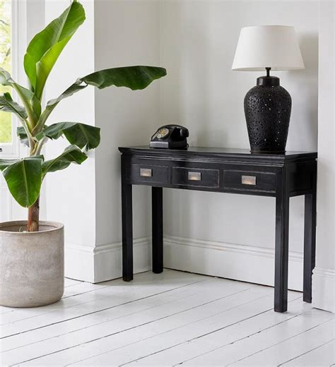 Black Entryway Table Awesome Black Entryway Table Stabbedinback Foyer Solid Oak Black Entryway Table