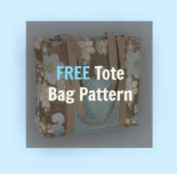 free tote bag pattern my handmade space