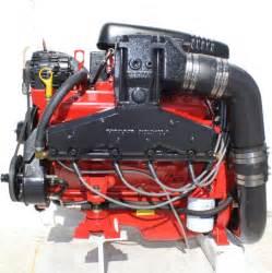 Volvo Penta 5 0 Volvo Penta 5 0gl Complete Engine Rebuilt 5 0 Gl 305 Carb