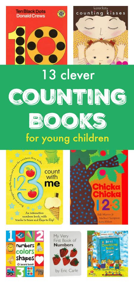 picture books about counting books for children nurturestore