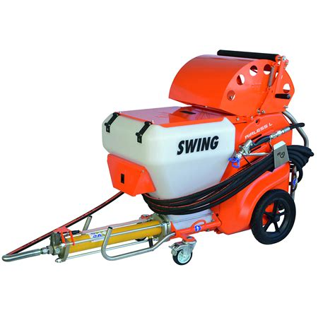 swing l pft swing l fc 230 v airless with bag squeezer pft