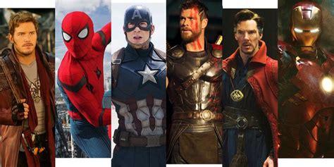 best marvel movies all marvel movies ranked 18 best marvel cinematic