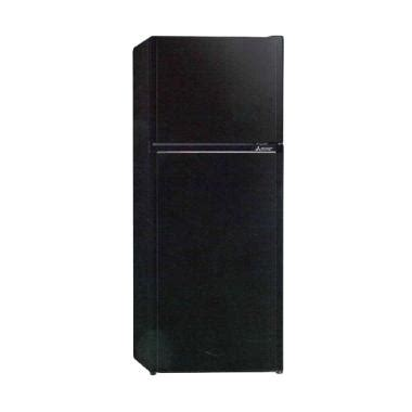 Kulkas Lg 2 Pintu Warna Hitam jual mitsubishi electric mrf42h kulkas 2 pintu 385ltr hitam metalic harga kualitas