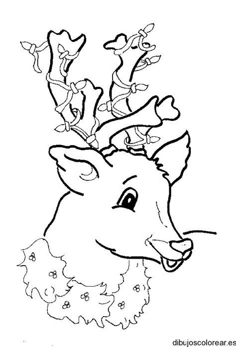 imagenes de navidad venados dibujo de un venado en navidad