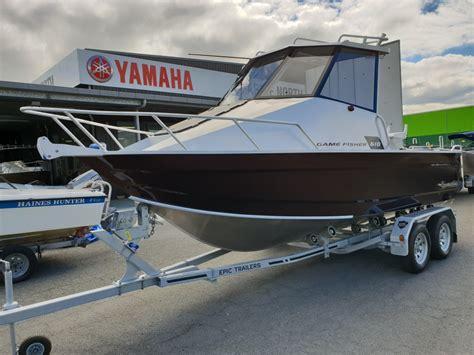 gamefisher boat surtees 610 gamefisher ub3450 boats for sale nz