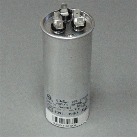 capacitor for carrier condenser carrier dual capacitor p291 3054rs p2913054rs 38 00 shortys hvac supplies on
