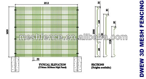 wire details curve fencing 3d galvanized pvc coated welded wire mesh