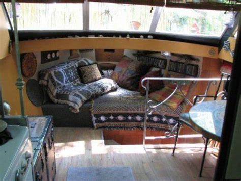 vintage boat interiors converted vintage cabin cruiser reduced price interior