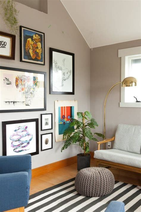 casey s intentionally designed live work space in portland house tours paint colors and an