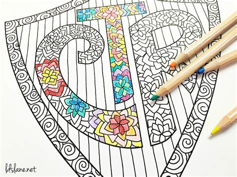 lds coloring pages ctr shield ctr coloring page