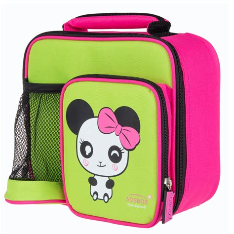 Best Seller Animal Kartun Lunch Bag Cooler Bag Tas Bekal Makan Siang aliexpress buy thermal lunch bag zoo animal canvas insulated lunch bag