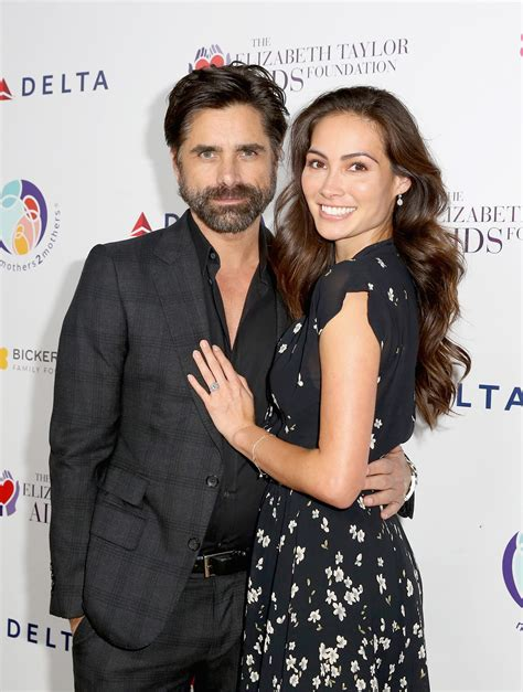 john stamos wives john stamos marries caitlin mchugh people com