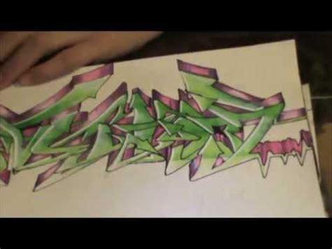 graffiti speed drawing legitsae wildstyle piece