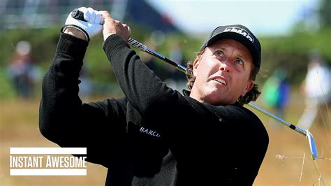 golf spelled backwards did phil mickelson have an affair phil mickelson plays lob shot over own head at scottish