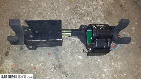 Truck Gun Racks For Sale by Armslist For Sale Truck Gun Rack Lock